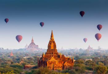 Best Of Myanmar Tour Including Bangkok Chiang Mai