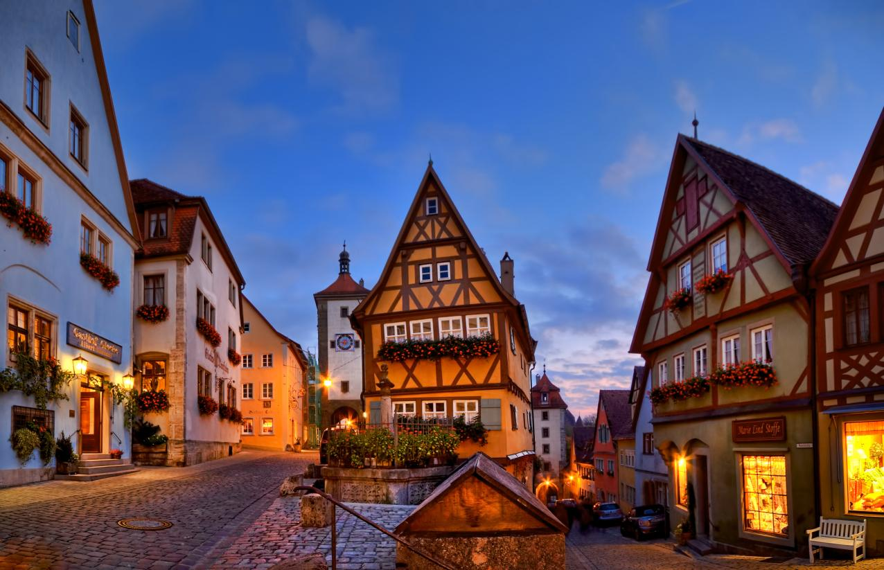 Christmas Village In Germany.The Magic Of Germany S Magnificent Christmas Markets Orient