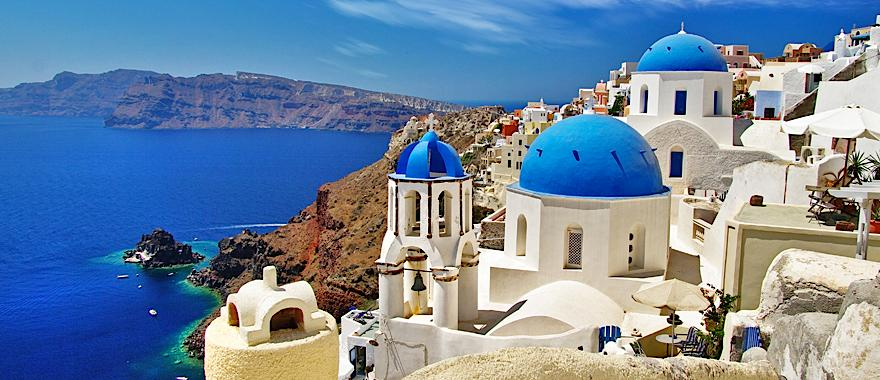 A Perfect Greece Vacation Package Mykonos Santorini - Trip to greece